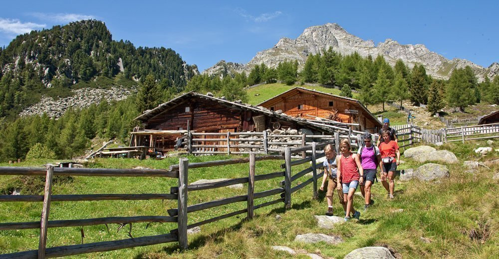 Holidays in Luttach / South Tyrol