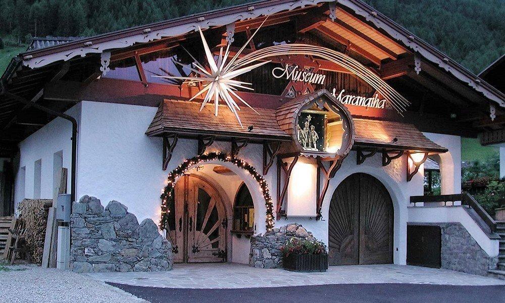 Museum of Nativity in Luttach