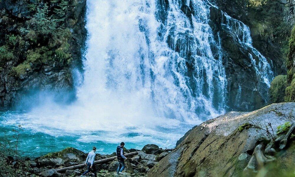 Reinbach-waterfalls